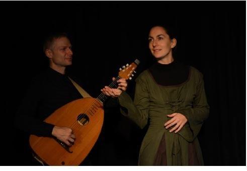 LUTHERin- Gastspiel von und mit Barbara und Christoph Gottwald