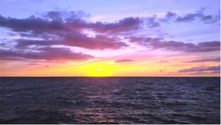 Sonnenuntergang Bildrechte: Matthias Voß