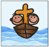 Grafik zum Kindergottesdienst
