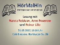 Bild zur Lesung Bolduan, Rosenow, Lilie.jpg