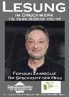 Feridun Zaimoglu im Druckwerk