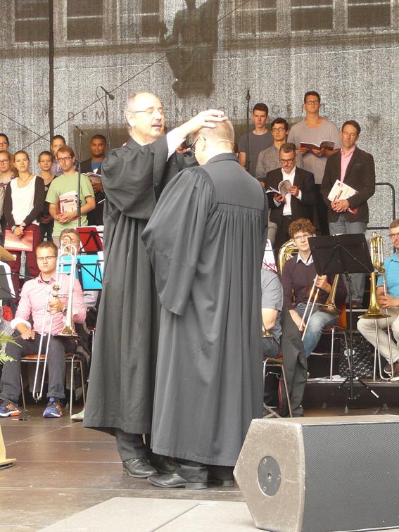 Singende Hauptversammlung