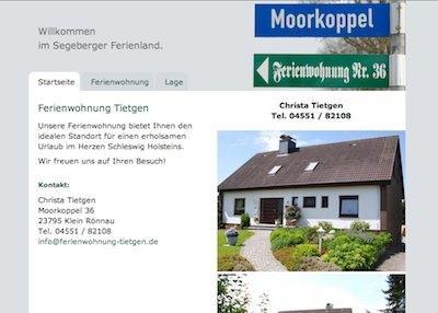ferienwohnung-tietgen.de