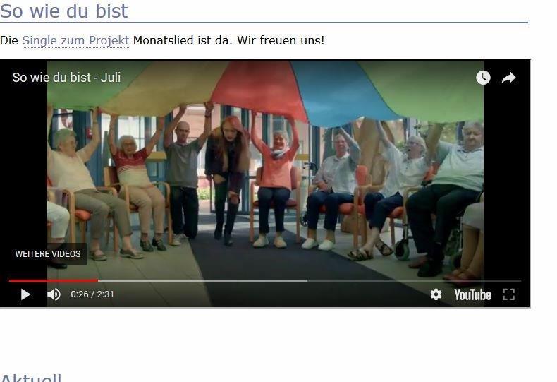 Monatslied .de