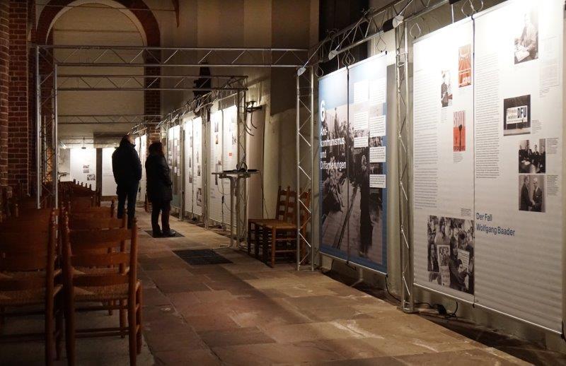 Ausstellung in der Marienkirche
