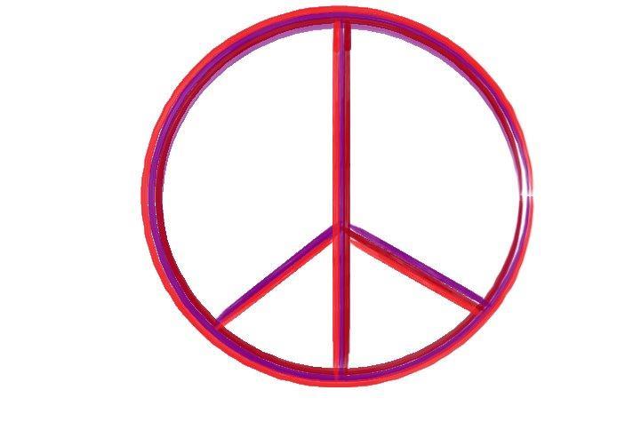 Das Peace-Zeichen, Angelika Traumann