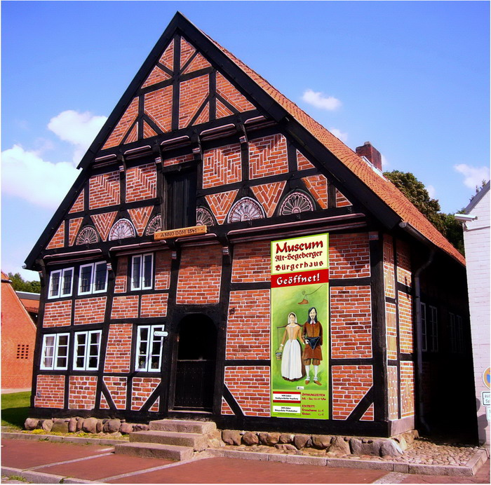 Das Bürgerhaus als Museums