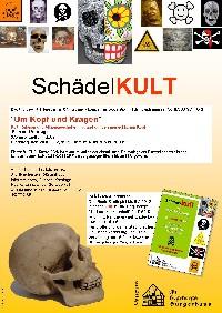 Plakat SchädelKULT