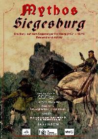 Plakat Mythos Siegesburg