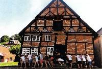 EPF rückt das Bürgerhaus gerade