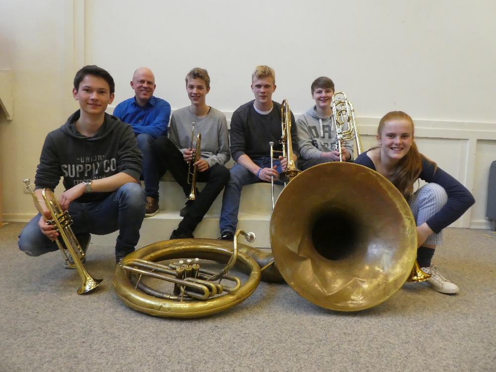 Junior Christianbrass