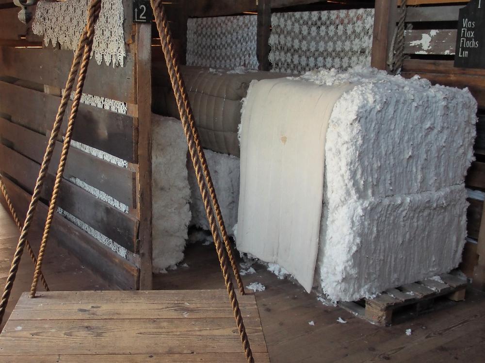 Fertiger Rohstoff für weißes Zaansch Bord Papier.